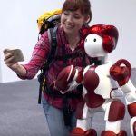 emiew robot 3
