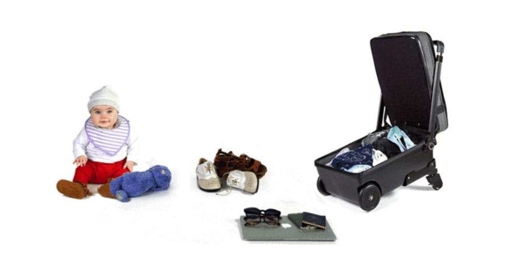 kuffert fly størrelse